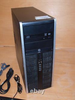 HP Elite 8300 MiniTower Intel Core i7-3770 3.4GHz 8GB Ram 500GB HDD Windows 10