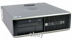 HP Elite 8300 SFF Desktop Barebone / No CPU / No RAM / No HDD / Windows COA