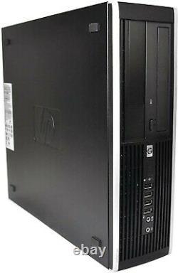 HP Elite Desktop Computer Windows 10 Pro i5 Quad Core 8GB 500GB WiFi Warranty