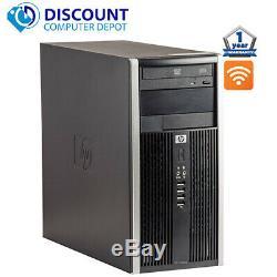 HP Elite/Pro Desktop Computer Intel i5 2TB SSD 16GB RAM WiFI Windows 10 Pro
