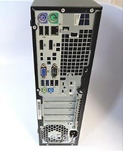 HP Elitedesk 800 G1 SFF i5-4570 3.2GHz 8GB RAM 500GB HDD Windows 10 Home
