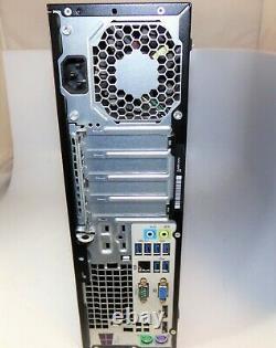 HP Elitedesk 800 G2 SFF i5-6500 3.2GHz 8GB RAM 250GB SSD Windows 10 Home