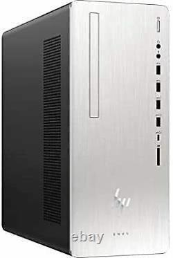 HP Envy 795 i7-9700 16 GB RAM 512GB SSD 1TB HDD Windows 10 Tower Desktop PC