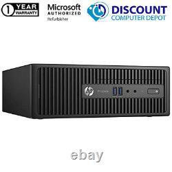 HP G1 Desktop Computer Core i5 16GB 2TB 256GB SSD 22 LCD Windows 10 Pro PC Wifi