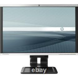 HP La2405wg 24 Widescreen Led Cheap Gaming Monitor Full Hd Computer Pc DVI Dp