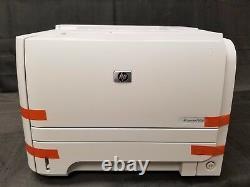 HP Laserjet P2035 Laser printer COMPLETELY REMANUFACTURED CE461A