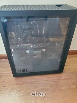 HP OMEN 25L Desktop i5-10400 8GB DDR4 256GB SSD GT12-022qd 500W no GPU no GPU