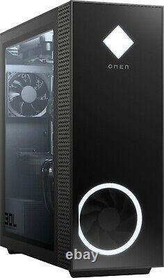 HP OMEN 30L AMD Ryzen 5 5600X 16GB 256 SSD Gaming Desktop No gpu