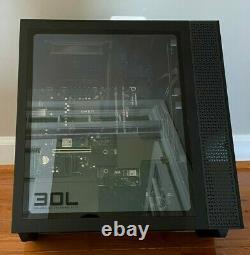 HP OMEN 30L Desktop AMD Ryzen 5800X Liquid Cooling 16GB 1TB SSD RGB 750w NO GPU