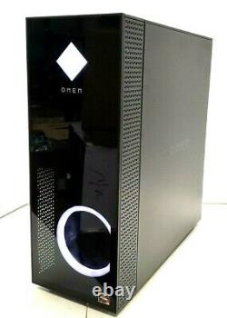 HP OMEN 30L Gaming Desktop AMD Ryzen 5-Series 3600 8GB Memory Nvidia GT-710 READ