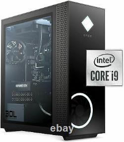 HP OMEN 30L Gaming Desktop PC RTX 3080 i9 32GB RAM 1TB SSD + 2TB HD GT13-0092