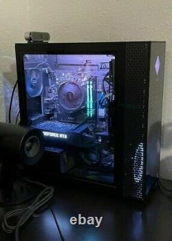 HP OMEN 30L Gaming Desktop PC Ryzen 7 3700 16GB 256GB SSD Glass 6GB RTX 2060