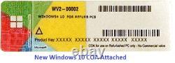HP OR DELL Desktop PC i5-Quad Core 8GB 500GB HDD 19 LCD Monitor WiFi Windows 10