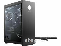HP Omen 25L Gaming Desktop Ryzen 5 3500 8GB RAM 256GB SSD NVME Wi-Fi 6 NO GPU