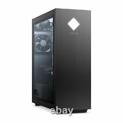 HP Omen 25L Intel i7-10700 16GB 1TB HD 512GB SSD 8GB RAM Gaming PC