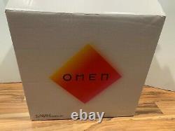 HP Omen 30L Desktop PC Intel I9-10850K HyperX 32GB DDR4 3200XMP 1TB NVMe M. 2