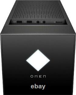 HP Omen Desktop 30L AMD Ryzen 7 5800x 16GB RAM Nvidia GT-710 1TB SSD (READ)