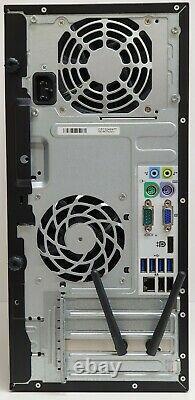 HP PC Intel Core i5 Quad 3.60GHz16GB RAM256GB SSDWLANUSB 3.0Win. 10 + Office