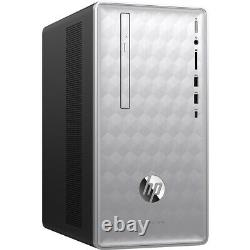 HP Pavilion 590-p0070 Desktop Computer i7-8700 12GB 1TB HDD W10H