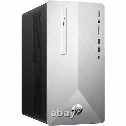 HP Pavilion 595-p0039c Desktop PC intel Core i5-8400 8GB 1TB+16GB Optane RX 550
