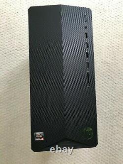 HP Pavilion Desktop TG01-2170m Ryzen 3 5300G 8GB RAM 256GB SSD WiFi 400W PSU
