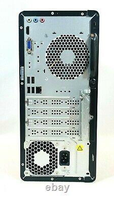 HP Pavilion Desktop TP01-1016 Intel i5-1016 10th Gen 2.9Ghz 8GB 1TB WiFi BT W10