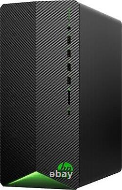 HP Pavilion Gaming Desktop PC Ryzen 5 4600G NVIDIA GeForce RTX 3060 512GB SSD 8G