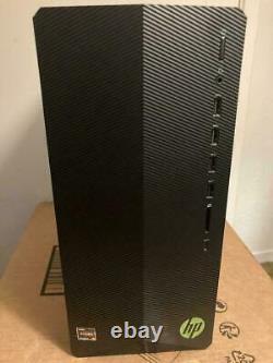 HP Pavilion Gaming PC AMD Ryzen 5 5600g 8GB RAM 512GB NVME SSD 1TB HDD Wifi