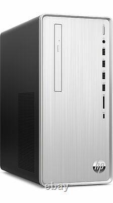 HP Pavilion TP01 Intel i7-10700F 16GB 1TB HDD 256GB SSD 4GB Radeon Desktop