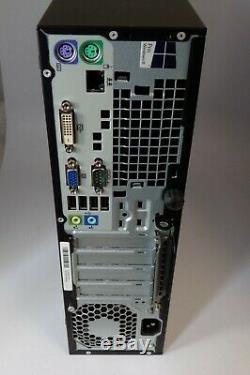 HP ProDesk 400 G1 SFF i5-4570 3.2GHz 8GB RAM 500GB HDD Windows 10 Home