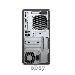 HP ProDesk 400 G5 MT PC Hexa Core i5 8500 3.00GHz 8GB 256GB M. 2 SSD