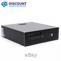 HP ProDesk 600 G1 Windows 10 Desktop Computer Core i5-4570 3.2GHz 8GB 128gb SSD