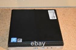 HP Prodesk 400 G3 DM Tiny Mini Micro PC G4400T 2.9G 8GB RAM 100GB SSD Win10 Pro