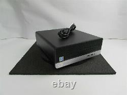 HP Prodesk 400 G4 / Pentium G4560 3.5ghz / NO SSD / NO OS / 8gb Ram