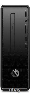 HP SLIMLINE 290-P0043W INTEL CELERON 3.10GHz 4GB 500GB DVD WRITER DESKTOP TOWER