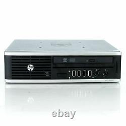 HP USFF Computer & 22 LCD Core i5 2.5 GHz 8GB 500GB WiFi Windows 10 Desktop PC