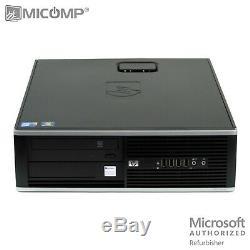 HP Windows 10 Professional Desktop Computer PC 3RD GEN i5 3.2Ghz 32GB RAM 500GB