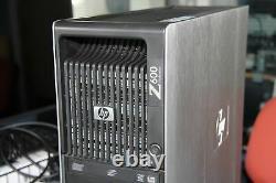 HP Workstation Z600 2x Xeon X5675 Hex Core 3.06GHz 48GB DDR3 1TB DISK Quadro 1GB