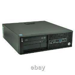 HP Workstation z230 SFF Desktop Core i7 Up to 4.0GHz 16GB 240GB SSD Win10