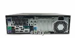 HP Z230 SFF Workstation Intel Xeon E3-1225 V3 (3.20GHz, 8GB Ram, No HDD)