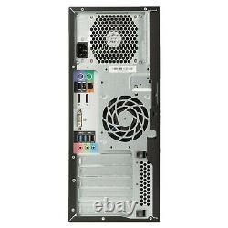HP Z230 Workstation PC Core i5 4th Gen CPU 16GB RAM 240GB SSD 2TB HDD Windows 10