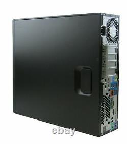 HP Z240 WorkStation SFF PC Intel i5 6th Gen 8GB DDR4 512GB SSD Windows 10 Home