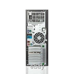 HP Z420 Desktop Workstation Hexa-Core Xeon E5-1650 32GB Ram 120GB SSD 2TB HDD