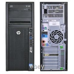 HP Z420 Workstation Xeon 8CORES E5-2690 2.9GHz 32GB 1TB + 240GB SSD WIFI WIN10
