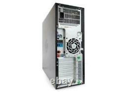 HP Z420 Workstation Xeon E5-1620 3.6GHz 32GB 120GB SSD+ 1TB HD6450 Win10 WIFI
