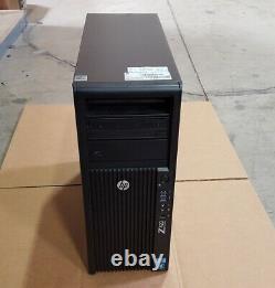 HP Z420 Workstation Xeon E5-2690 2.8GHz 32GB RAM + 120GB SSD 1TB HDD Win10 WiFi