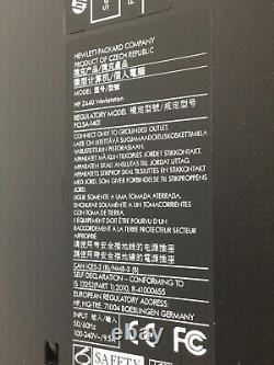 HP Z440 Workstation Xeon E5-1650 v3@3.50GHz 32GB RAM 3x2TB HDD 256GB SSD Win10