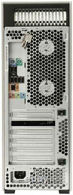 HP Z600 Workstation 2x Xeon X5570 2.80GHz 24GB RAM 128GB SSD + 2x 500GB Win10