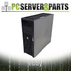 HP Z620 Workstation 8-Core 2.70GHz E5-2680 128GB RAM 2TB HDD