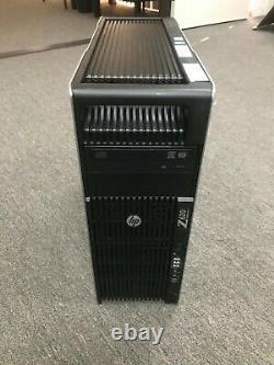 HP Z620 Workstation Xeon 16CORES Dual 2X E5-2690 64GB 1TB+ 256GB SSD K600 WIN10